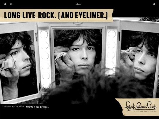 Live Nation Outdoor Ad -  Rock Paper Photo, 14