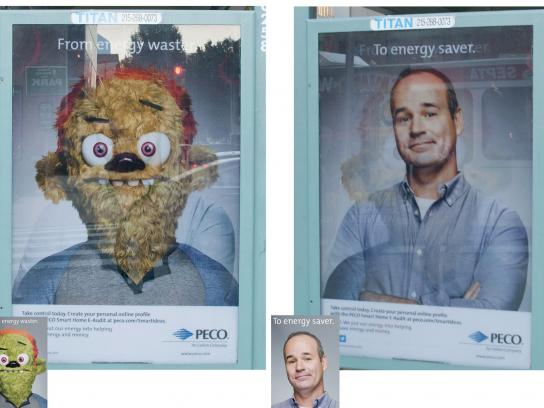 PECO Outdoor Ad -  Waster/Saver