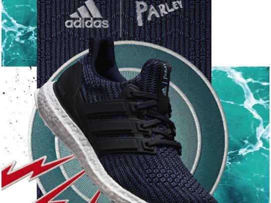 Adidas Print Ad - Boost