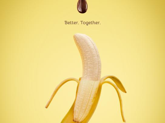 Control Print Ad - Better Together, 1