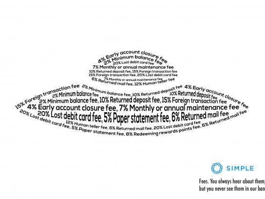 Simple Print Ad - Ufo