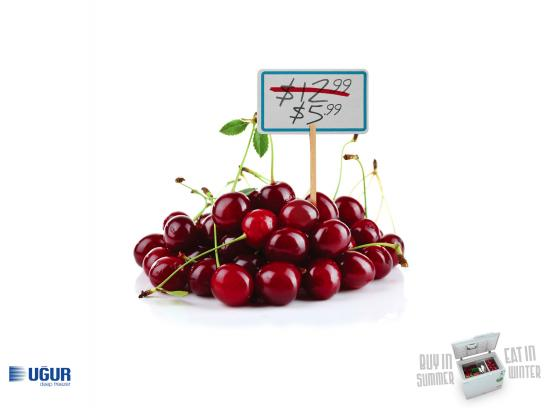 Uğur Outdoor Ad - Cherry