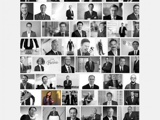 UN Women Print Ad -  CEO