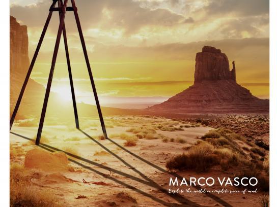 Marco Vasco Print Ad - Explore - USA