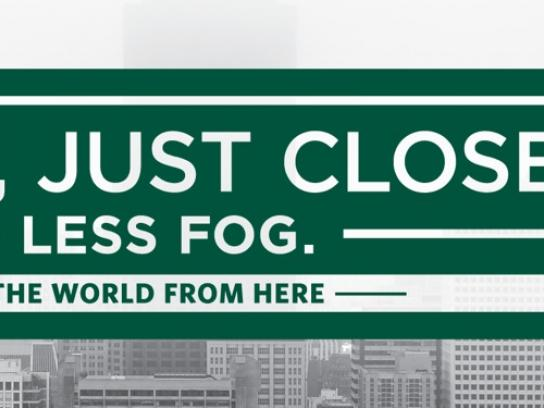 University of San Francisco Outdoor Ad -  Closer
