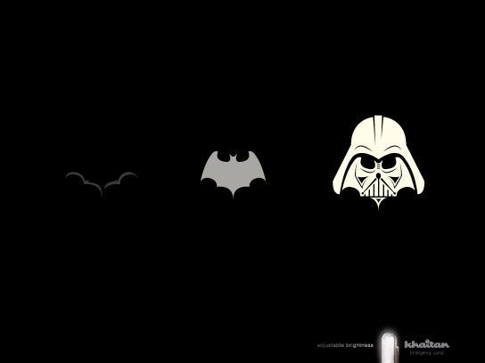 Khaitan Print Ad - Vader