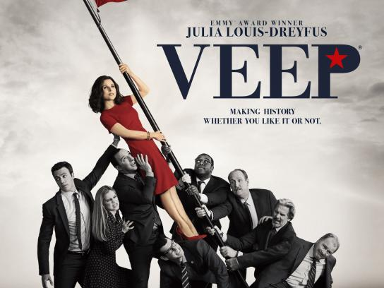 HBO Print Ad - Veep - Season 6