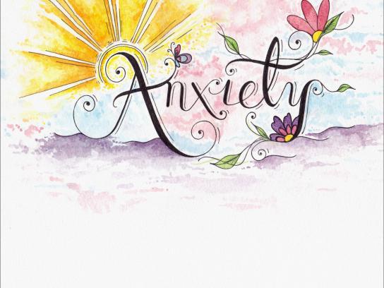 veeva Print Ad - Anxiety