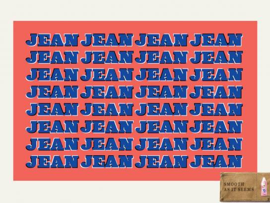 Vernel Print Ad -  Jeans