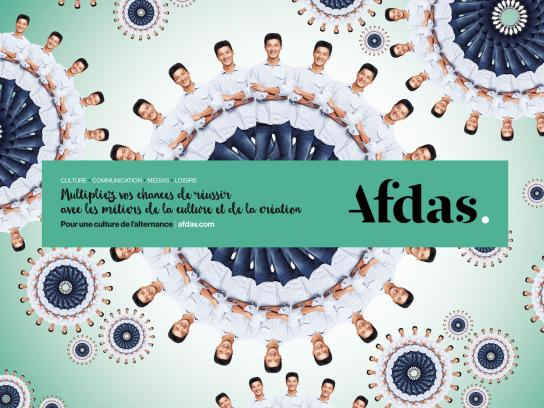 Afdas Print Ad - Multiply, 3