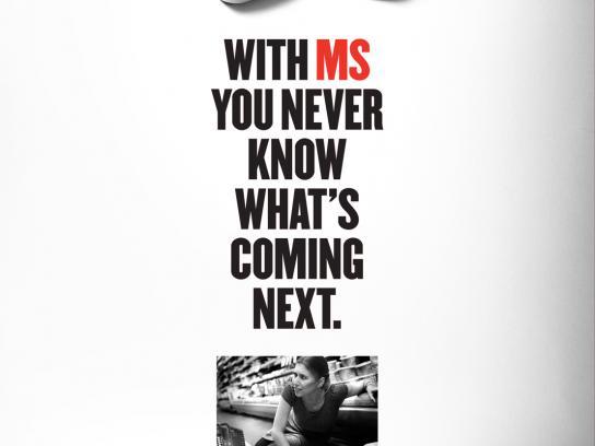 MSWA Print Ad -  Vertigo & Loss of Balance