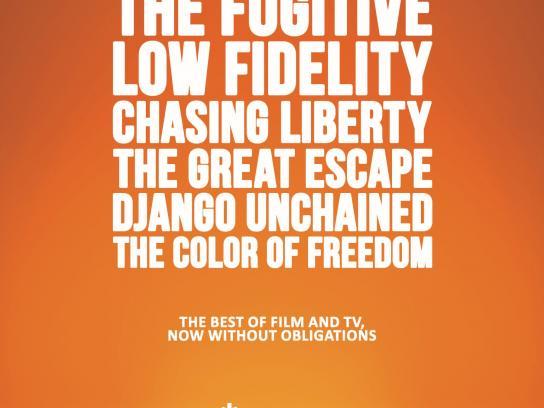 Videofutur Print Ad -  Obligations