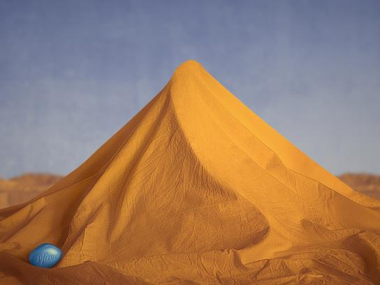 Viagra Print Ad -  Mountain, 2