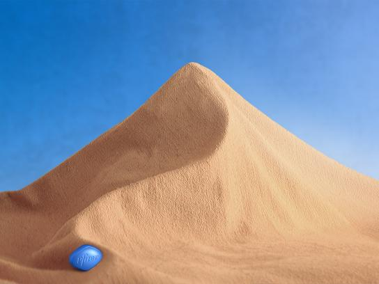 Viagra Print Ad -  Mountain, 4