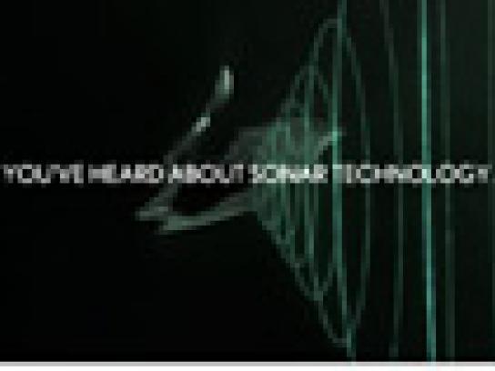 Lexus Film Ad -  Sonar