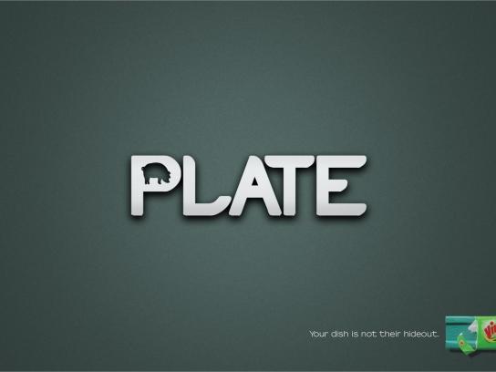 Vim Print Ad -  Plate