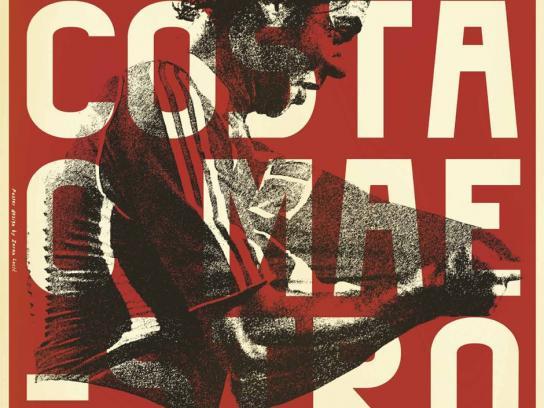Benfica Museum Outdoor Ad -  Rui Costa