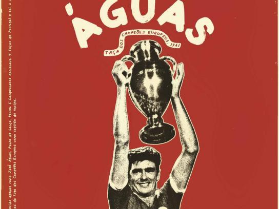 Benfica Museum Outdoor Ad -  Aguas