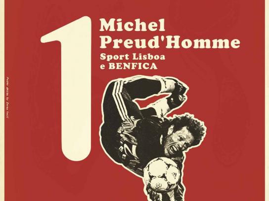Benfica Museum Outdoor Ad -  Michel