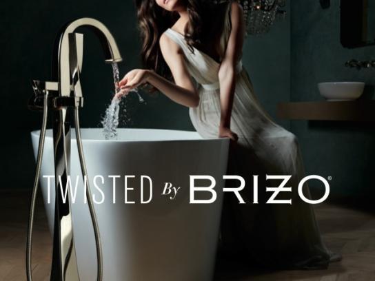 Brizo Print Ad -  Virage