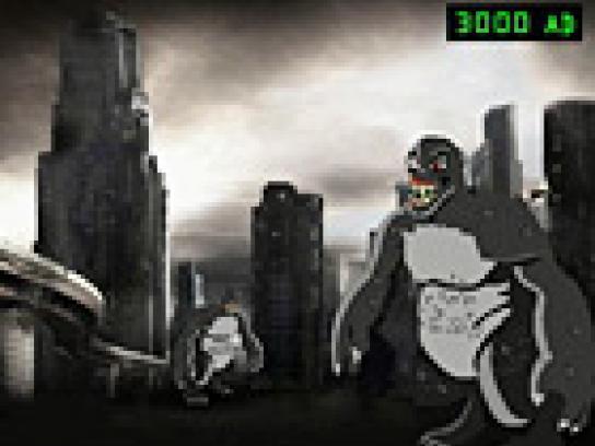 Attack of the Germosaurus