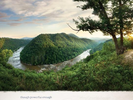 Visit North Carolina Print Ad -  Beauty Amplified, 2