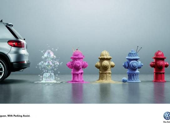 Volkswagen Print Ad -  Water Pump