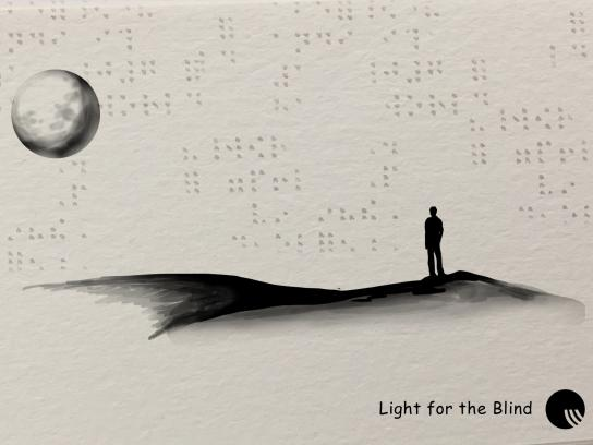 Light for the Blind