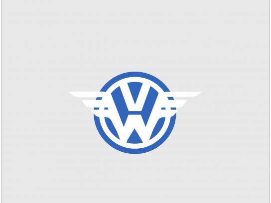 Volkswagen Print Ad - Volkswagen's Super Heroes, 1
