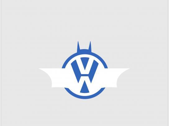 Volkswagen Print Ad - Volkswagen's Super Heroes, 2