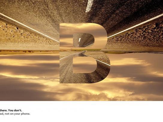 Volkswagen Print Ad -  B