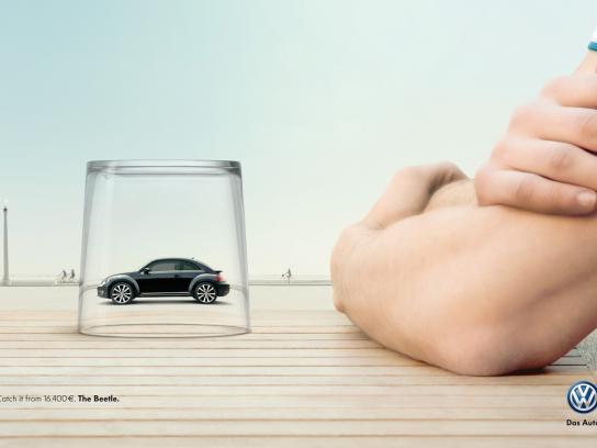 Volkswagen Print Ad -  Glass