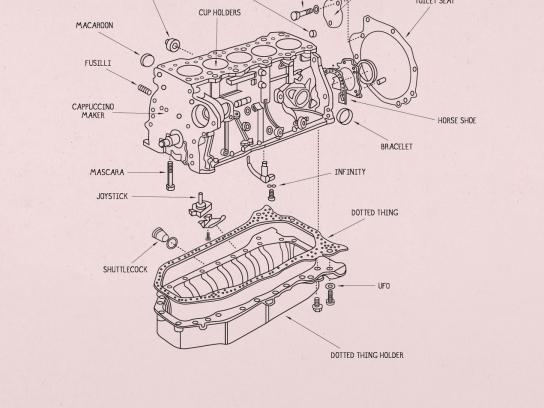 Volkswagen Print Ad -  Block