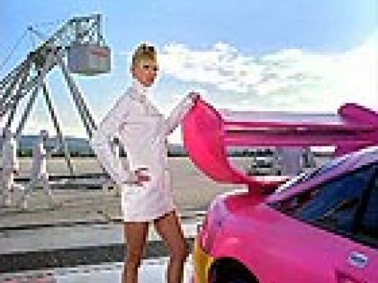 Volkswagen Film Ad -  Catapult