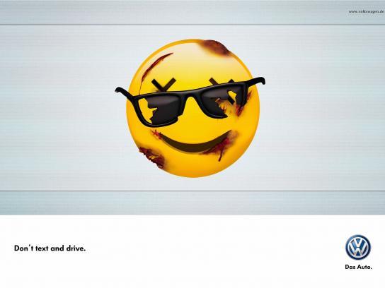 Volkswagen Print Ad -  Sunglasses