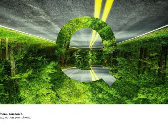 Volkswagen Print Ad -  Q