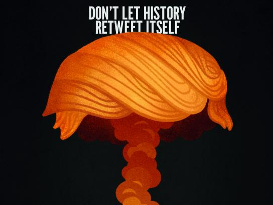 Greenpeace Print Ad - Warhead
