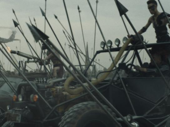 Mitsubishi Film Ad - Watermopylaegrad