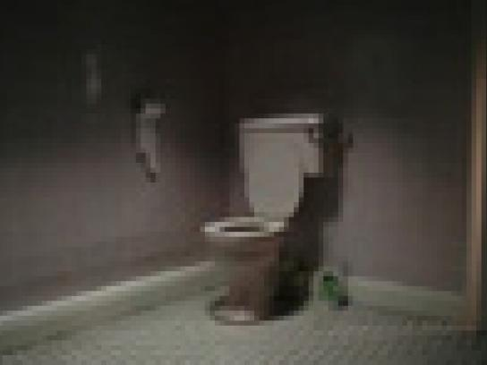 Sci Fi Channel Film Ad -  Toilet