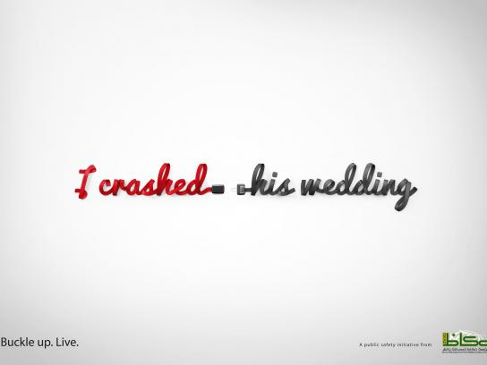 Okaz Print Ad -  Wedding