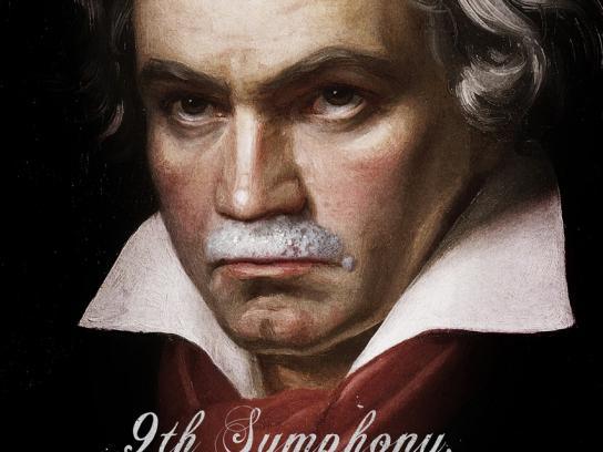 Weltenburger Kloster Print Ad -  Beethoven