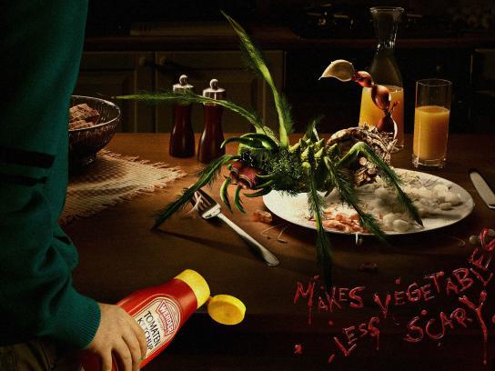 Werder Print Ad -  Broccoli