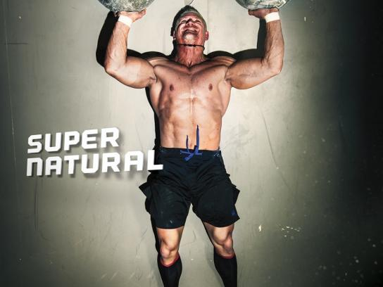 Wfit Nutrition Print Ad -  Super Natural, 3
