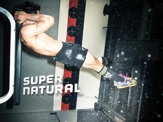 Wfit Nutrition Print Ad -  Super Natural, 5