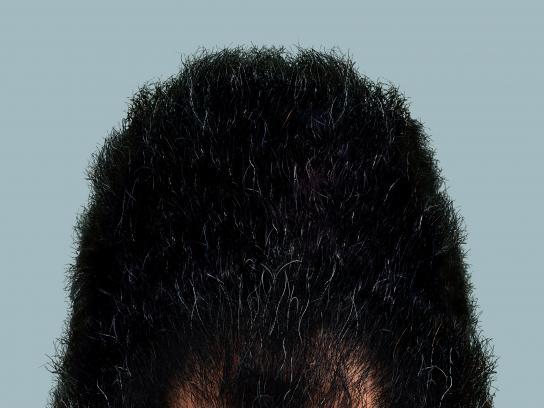 Mandevu Beard Care Print Ad - Wild