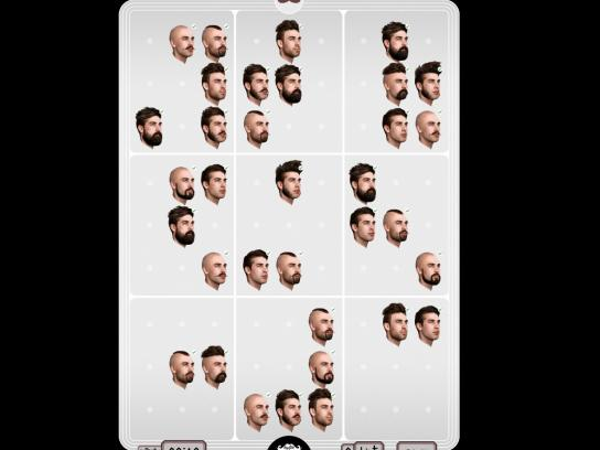 Wilkinson Digital Ad -  Hipster Sudoku