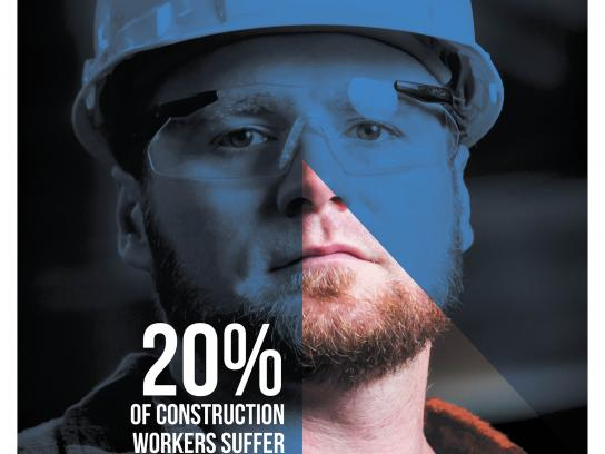 Winslow Constructors Print Ad - Anxiety