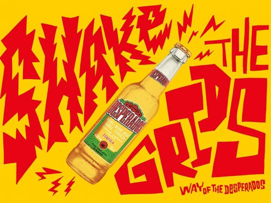 Desperados Outdoor Ad -  Way of the Desperados, 5