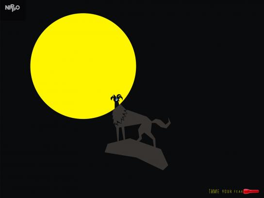 Nippo Print Ad -  Goat