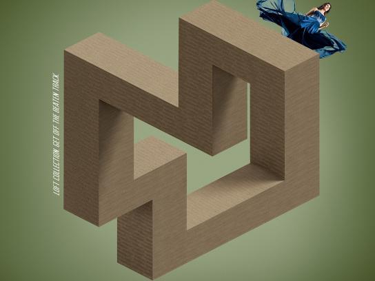Gail Print Ad -  Wood